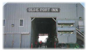 Olde Port Inn Entrance