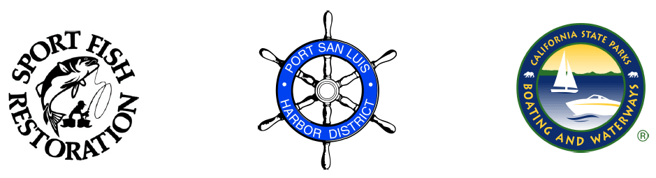 Division of Boating and Waterways and Port San Luis logos