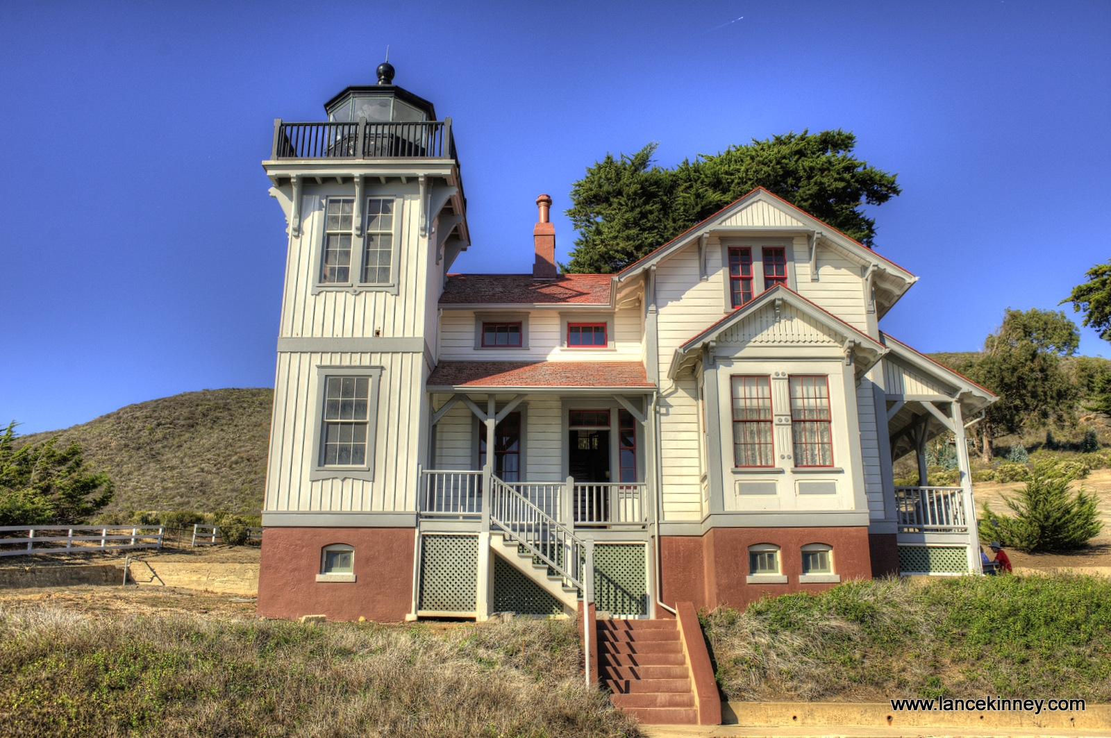 Point San Luis Light Station