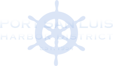 Port San Luis Harbor District - Est. 1954 Logo